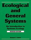 Ecological and General Systems