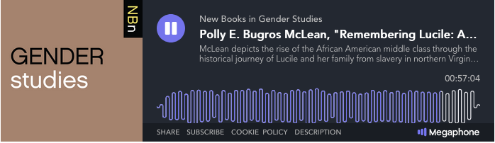 Polly Bugros McLean on New Books Network!