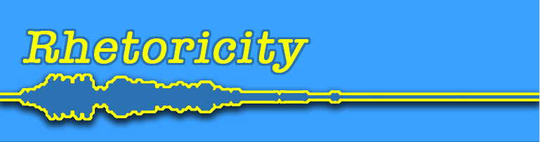John Gallagher on the Rhetoricity podcast