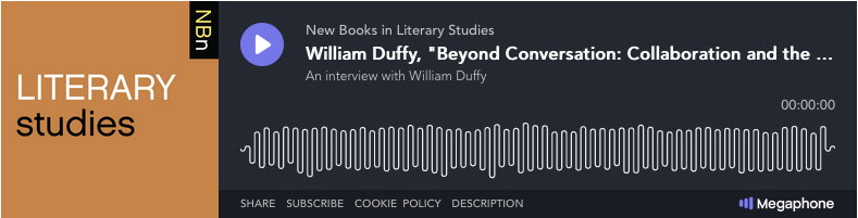 William Duffy and Beyond Conversation on New Books Network