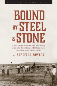Brad Bowers at the Pueblo City-County Library, 10/14