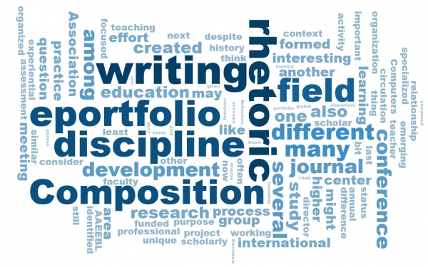 Reflecting on Disciplines: ePortfolios and Writing Studies
