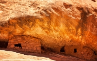 House of Fire Ruins, Utah