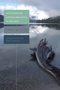 Environmental Politics and Policy in the West
