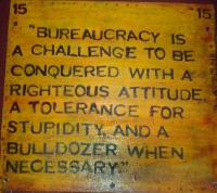 Why It Is Worth Reconsidering the Common Sense about Bureaucracy