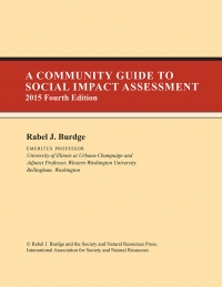 A Community Guide to Social Impact Assessment