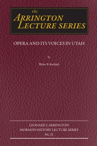 Opera and its Voices in Utah