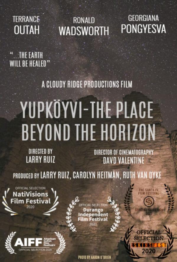 Filmmaker Larry Ruiz's Yupköyvi Featured in the Durango Independent Film Festival