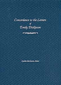 Concordance to the Letters of Emily Dickinson